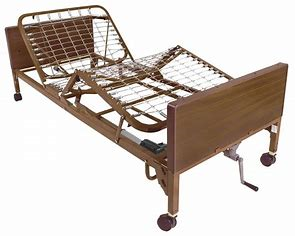 bariatric extra wide large hospital bed